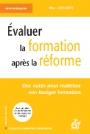 Marc Dennery, Evaluer la formation après la Réforme, ESF Editeur