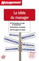 Ghuyslaine Lemarchand, La bible du manager, ESF Editeur