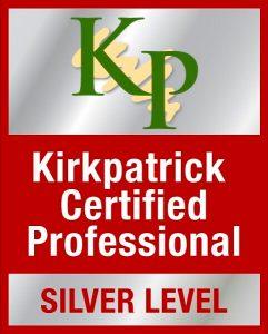 Certification argent Kirkpatrick